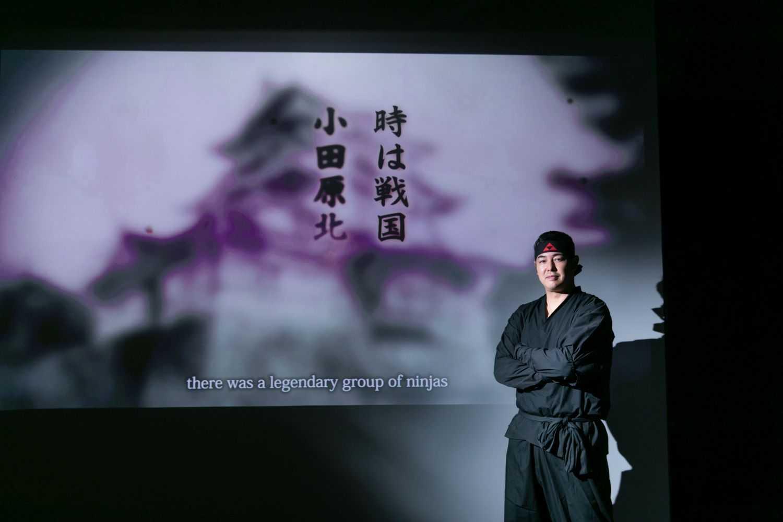 オンラインで学ぶリアルな忍術の世界へ! 風魔忍者ライブ体験ツアー